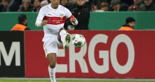 Didavi musste mit Stuttgart einen Rückschlag hinnehmen