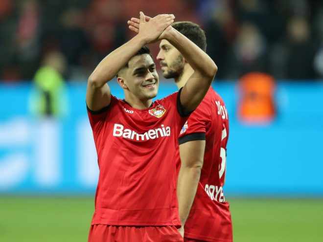 Nadiem Amiri spielte mit Kuranyi gemeinsam in Hoffenheim