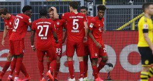 Bayern gewinnt dank eines Tores von Kimmich mit 1:0
