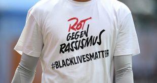 Der FC Bayern setzt ein Zeichen gegen Rassismus