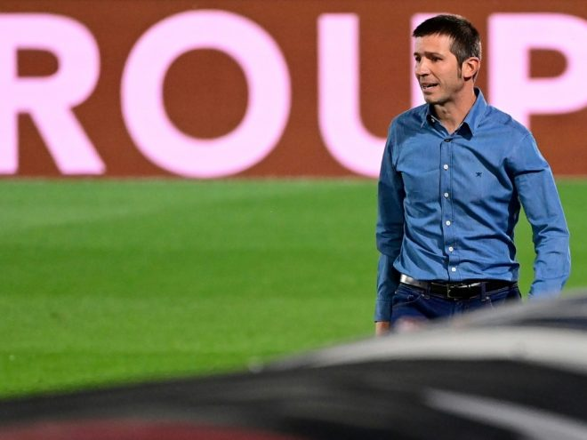 Der FC Valencia entlässt Trainer Albert Celades