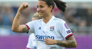 Dzsenifer Marozsan spielt seit 2016 für Lyon