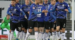 Arminia Bielefeld ist zurück im Fußball-Oberhaus