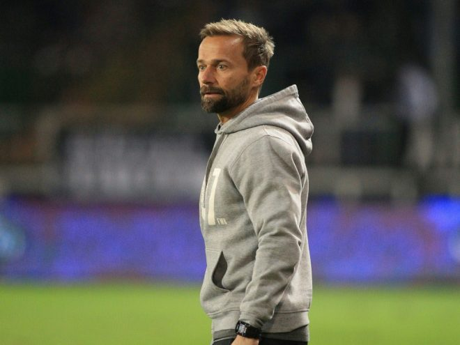 Michael Schiele und die Kickers unterliegen Magdeburg