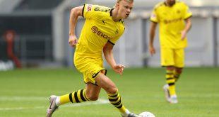 Erling Haaland erzielte den Siegtreffer für den BVB