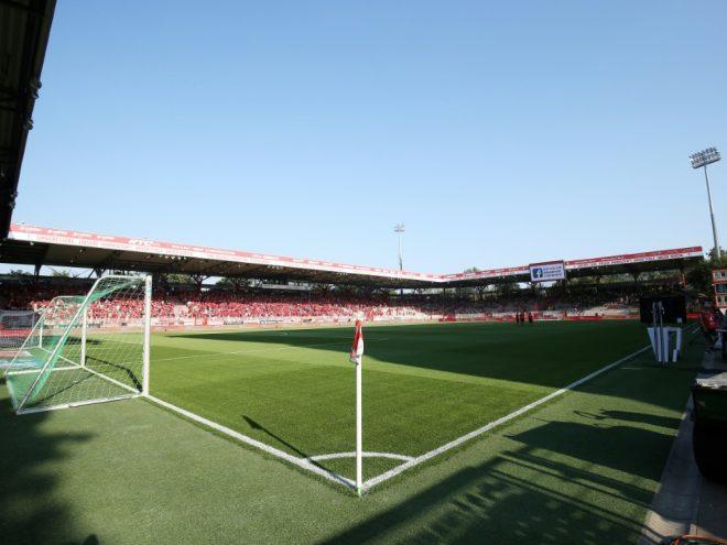 Vsg Altglienicke Stadion