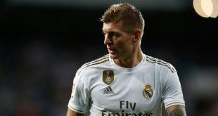 Toni Kroos traf zur Führung für Real Madrid