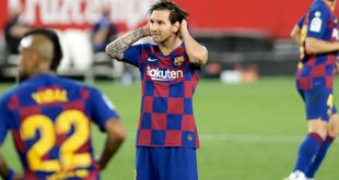 Rückschlag im Titelkampf: Messi und Barcelona nur 0:0