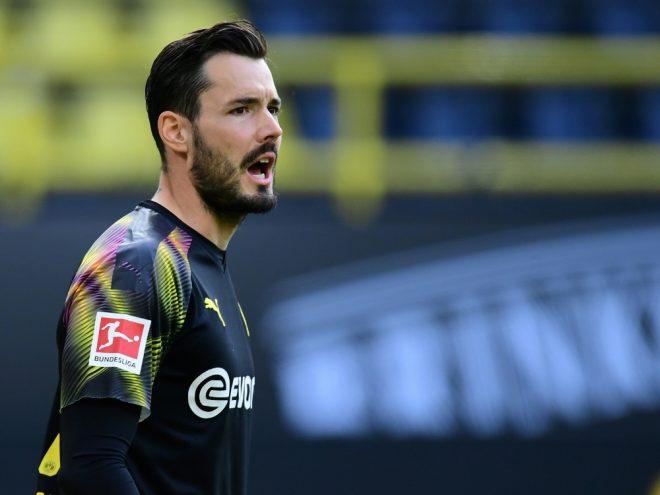 Roman Bürki bleibt weiterhin bei Borussia Dortmund