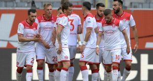 Fortuna Düsseldorf bleibt auf dem Relegationsplatz