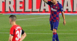 Traf für Barcelona zum Sieg: Ivan Rakitic