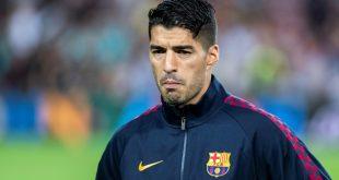 Luis Suarez traf doppelt, Barca spielte aber nur 2:2