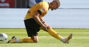 Dynamo steht vor dem Abstieg in die 3.Liga