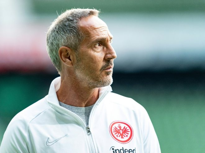 Will sich wieder nach oben orientieren: Adi Hütter