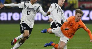 Die DFB-Elf spielt am 3. September gegen Spanien