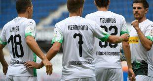 Mönchengladbach setzte sich gegen Paderborn durch