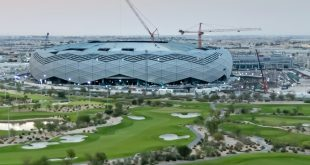 Katar: drittes WM-Stadion fertiggestellt