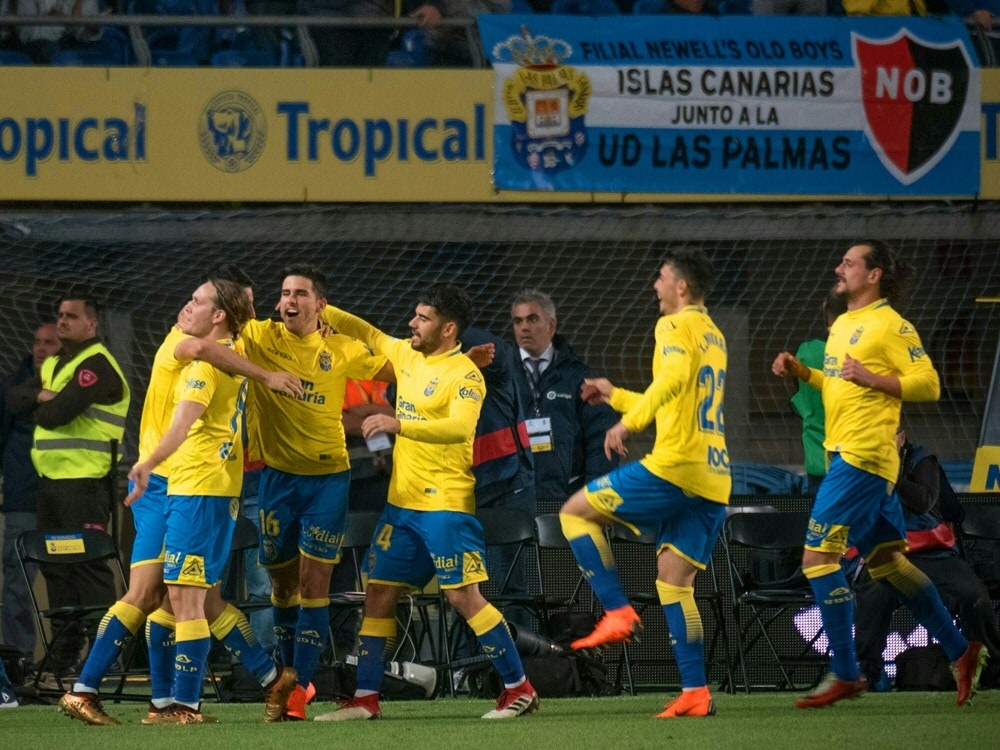 Las Palmas Fussball