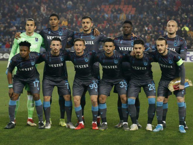 Trabzonspor wurde vom Europapokal ausgeschlossen