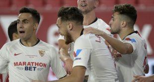 Restart: FC Sevilla schlägt Betis im Stadtderby