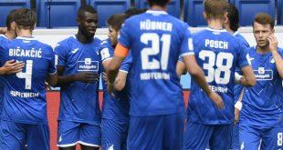 Hoffenheim gewinnt deutlich gegen Union Berlin