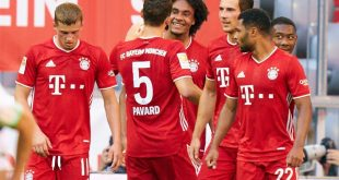 Bayern siegt dank Goretzka und Zirkzee gegen Gladbach