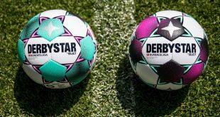 Derbystar stellt Spielball für die Saison 2020/21 vor