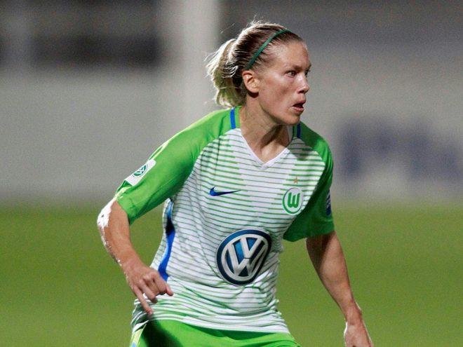 Lara Dickenmann schnürt gegen Gütersloh einen Doppelpack