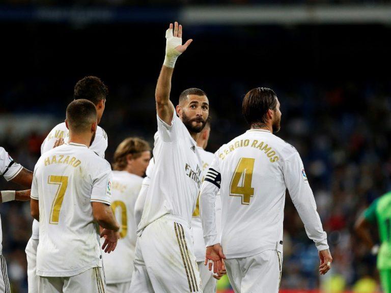 Real Madrid Heimspiele