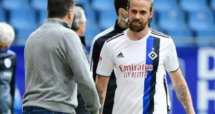 Martin Harnik trifft aber der HSV spielt nur 1:1