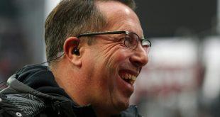 Kauczinski und Dresden holen drei Punkte in Wiesbaden