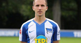 Die Hertha verlängert den Vertrag mit Peter Pekarik
