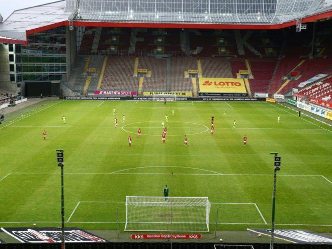Kaiserslautern Spielstand