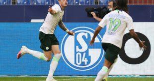 Wolfsburg gewann deutlich gegen Schalke