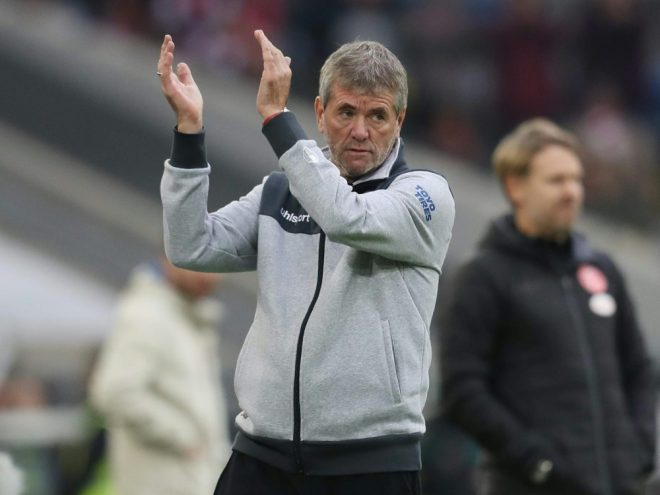 Funkel äußert sich häufig zu Fortuna Düsseldorf
