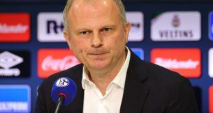 Schneider ist seit März 2019 Sportvorstand von Schalke