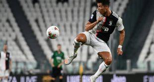 Dank seinen Treffern ergattert Juventus einen glanzlosen Punkt