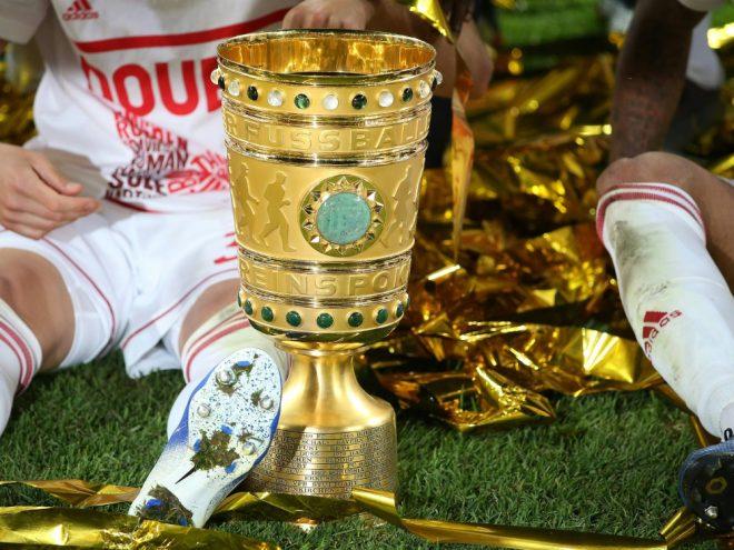DFB vermarktet Pokal zukünftig selbst