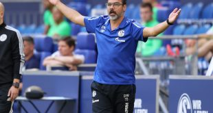 Sucht nach kreativen Lösungen: Cheftrainer David Wagner