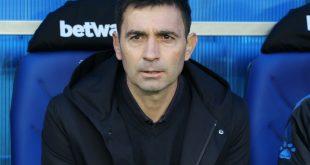 Nicht mehr Trainer in Alaves: Asier Garitano