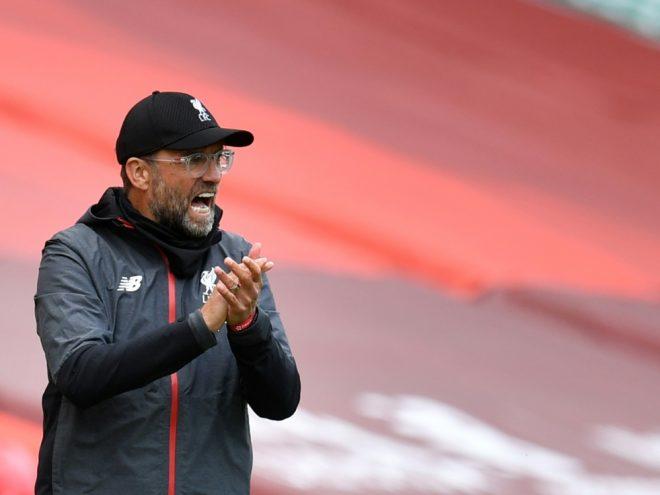 Klopp und Liverpool lassen nicht nach