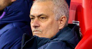 Das Team von Mourinho unterlag in Sheffield mit 1:3