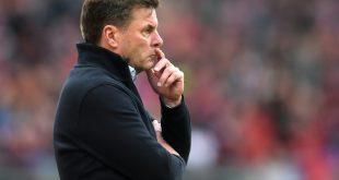 Dieter Hecking wird den HSV wohl verlassen