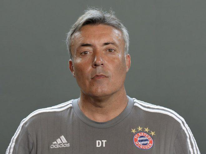 Torrent gehörte zum Trainer-Team von Guardiola beim FCB