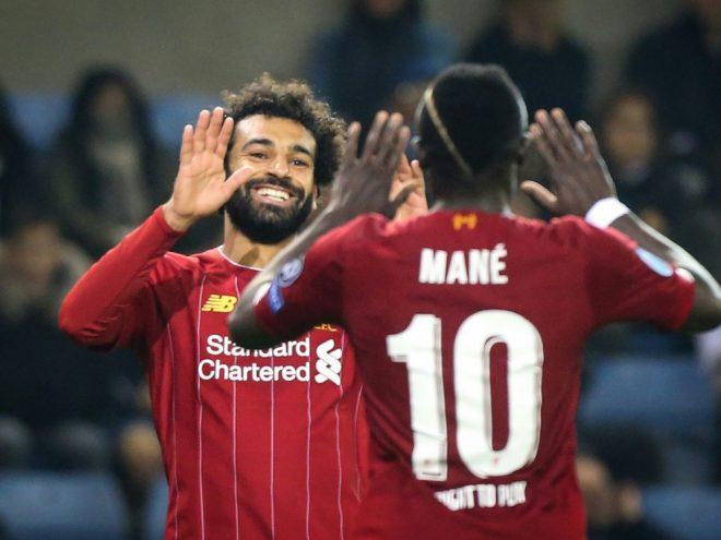 Der FC Liverpool bezwingt Aston Villa 2:0