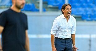 Simone Inzaghi und Lazio Rom verlieren gegen Sassuolo