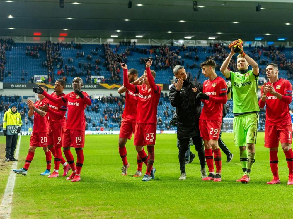Rangers Gegen Leverkusen
