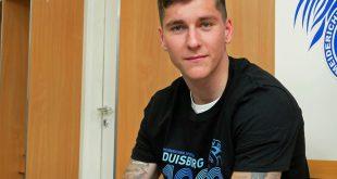 Erhält einen Zweijahresvertrag: Dominic Volkmer