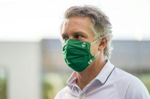 Sportchef FrankBaumann wird mit jedem Profi verhandeln
