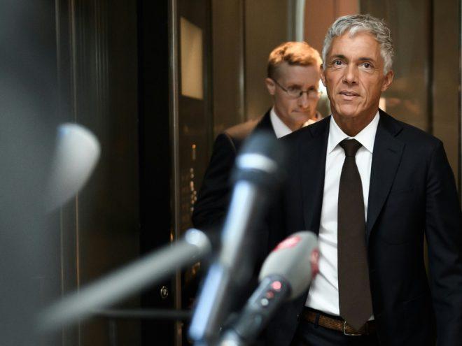 Michael Lauber hat nun seinen Rücktritt angeboten